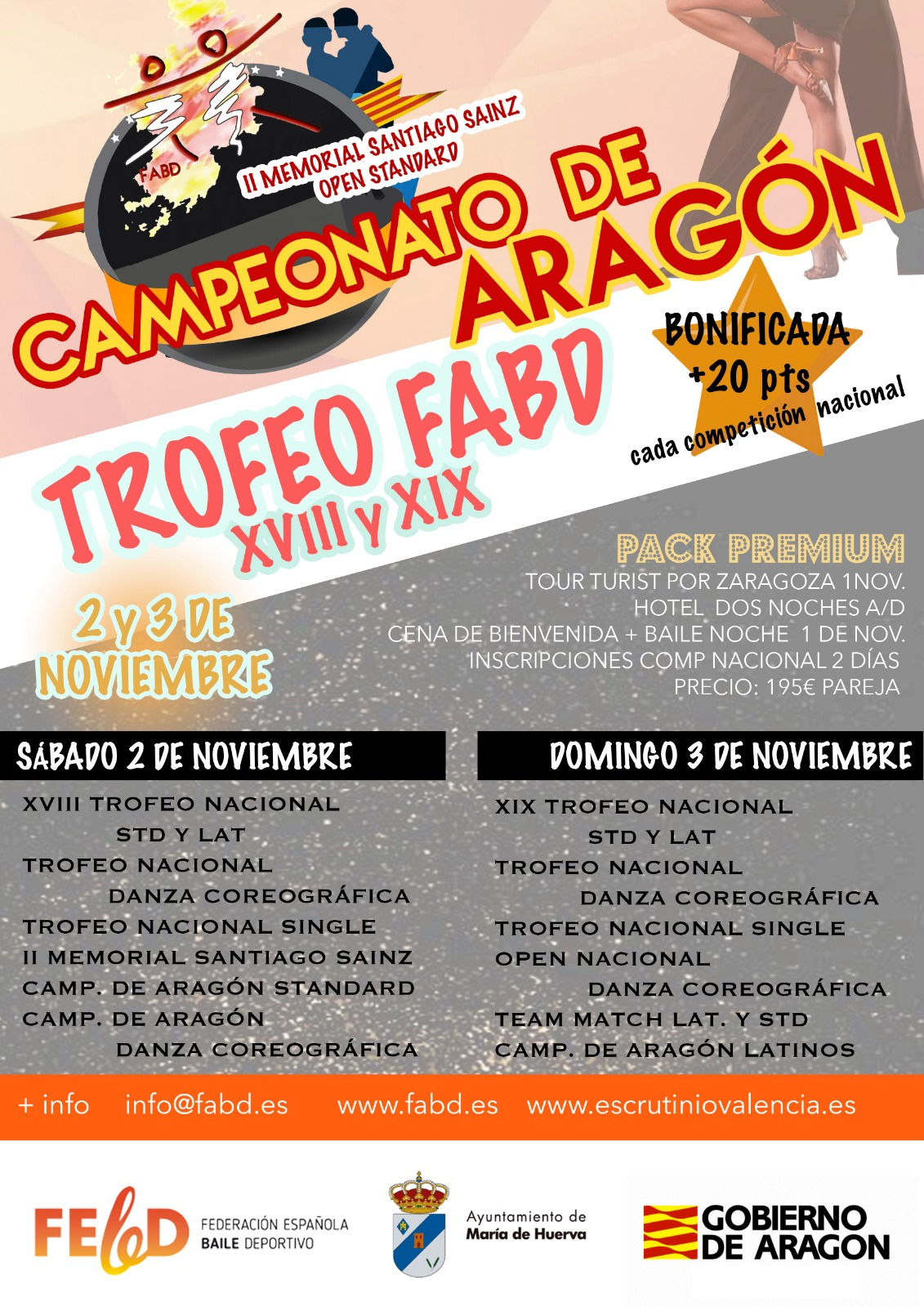 CAMPEONATOS DE ARAGON 2019 - VIDEOS