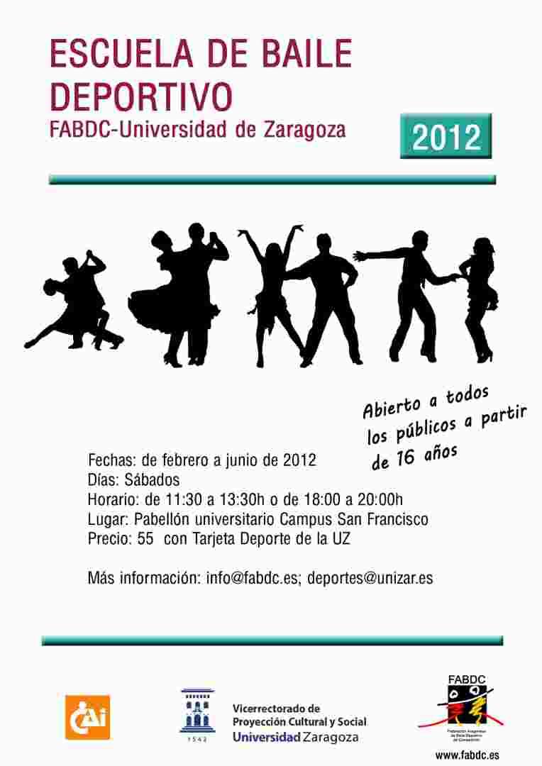 Escuela de Baile Deportivo FABDC-UZ