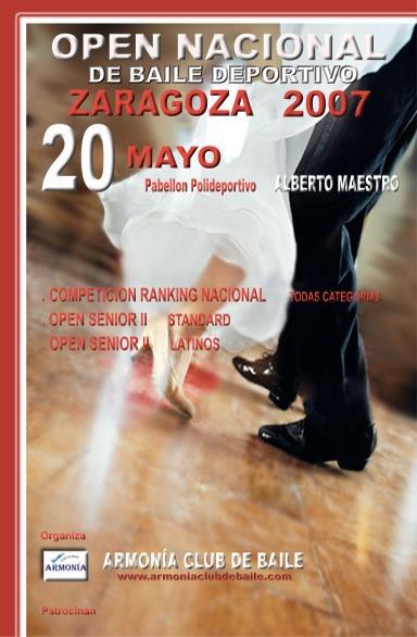 Open Nacional Baile Deportivo