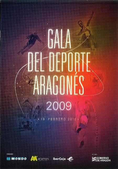 Gala del Deporte Aragonés 2009