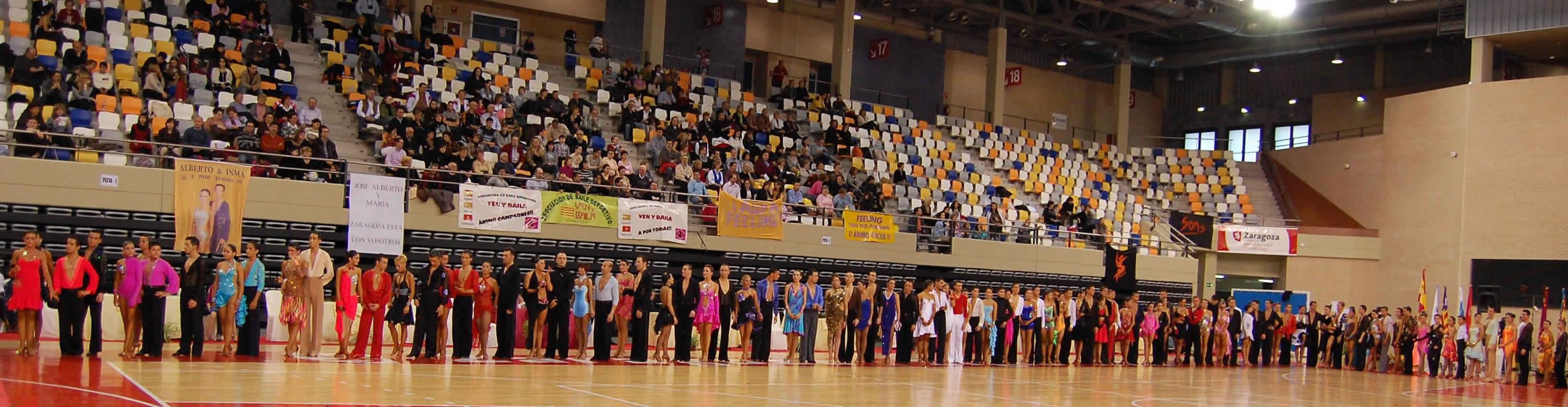 CAMPEONATO DE ESPAÑA 10 BAILES 2008